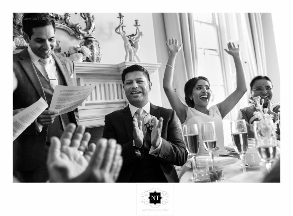 wedding ceremony reception speeches